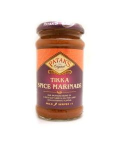 Pataks Tikka Spice Marinade | Buy Online at The Asian Cookshop.